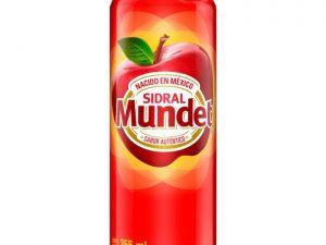 Refresco Sidral Mundet sabor manzana 355 ml