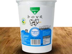 Yogurt Orgánico Bove 1 Lt