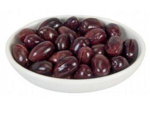 Aceituna Kalamata Aliñada con Hueso por kilo
