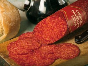Chorizo Pamplona Wunsch por kilo