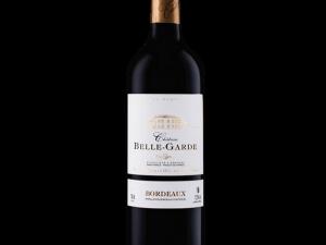 Vino Tinto Belle Garde Bordeaux Rouge 2016